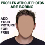 Image recommending members add Passions Network profile photos